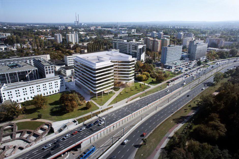 Skanska startuje z kolejnym projektem w Krakowie