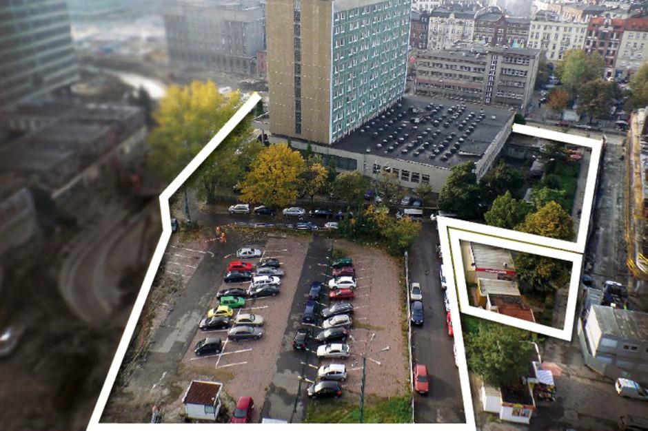 Najlepsza lokalizacja pod inwestycję komercyjną w Katowicach - - -   Na sprzedaż   - - -