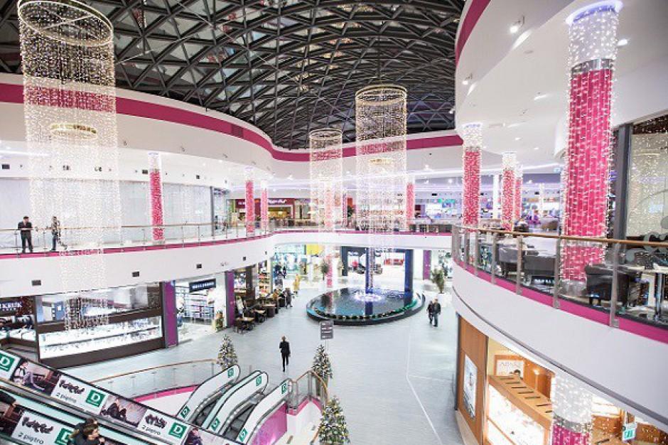 Świąteczna dekoracja Poznań City Center uruchomiona - zobacz zdjęcia