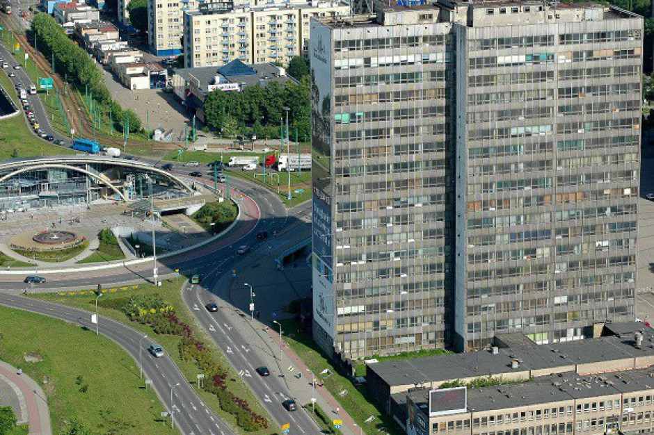 TDJ wyburzy wieżowiec w centrum Katowic