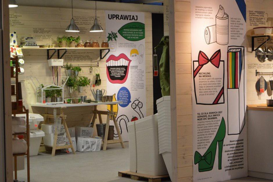 Sklepy Ikea z zielonym certyfikatem