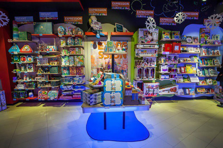 Zobacz zdjęcia z otwarcia sklepu Imaginarium