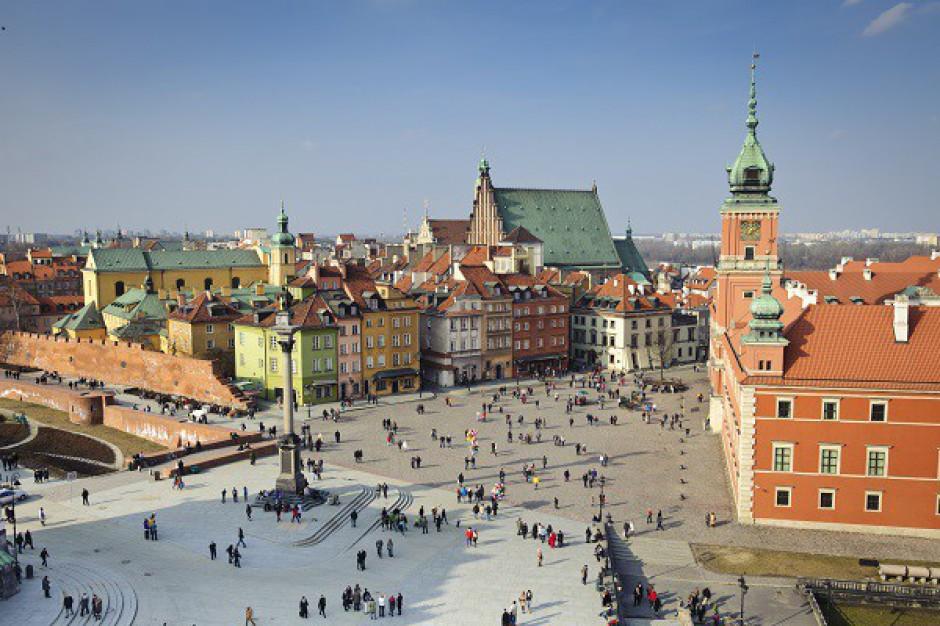 Warszawa niedoceniana przez turystów indywidualnych