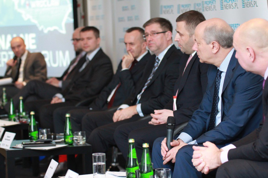 Zobacz zdjęcia z sesji inauguracyjnej Property Forum Wrocław 2014