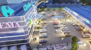 Ruszył kolejny etap przebudowy Centrum Handlowego Morena w Gdańsku