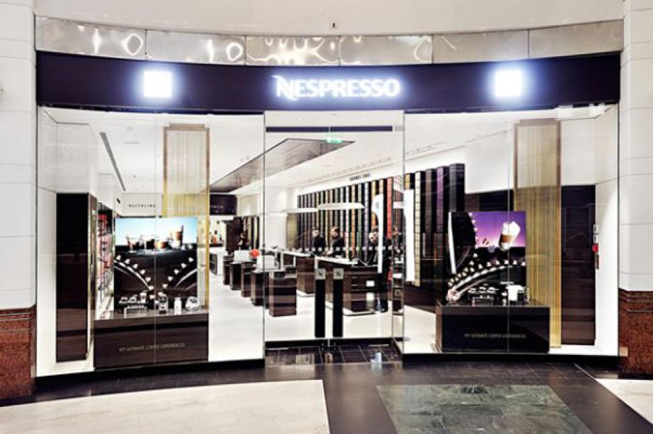 Nespresso otworzyło drugi butik w Polsce