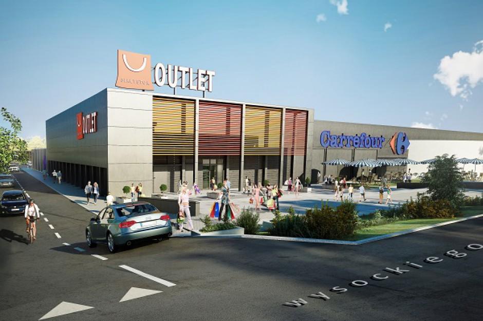 Outlet Białystok oficjalnie otwarty