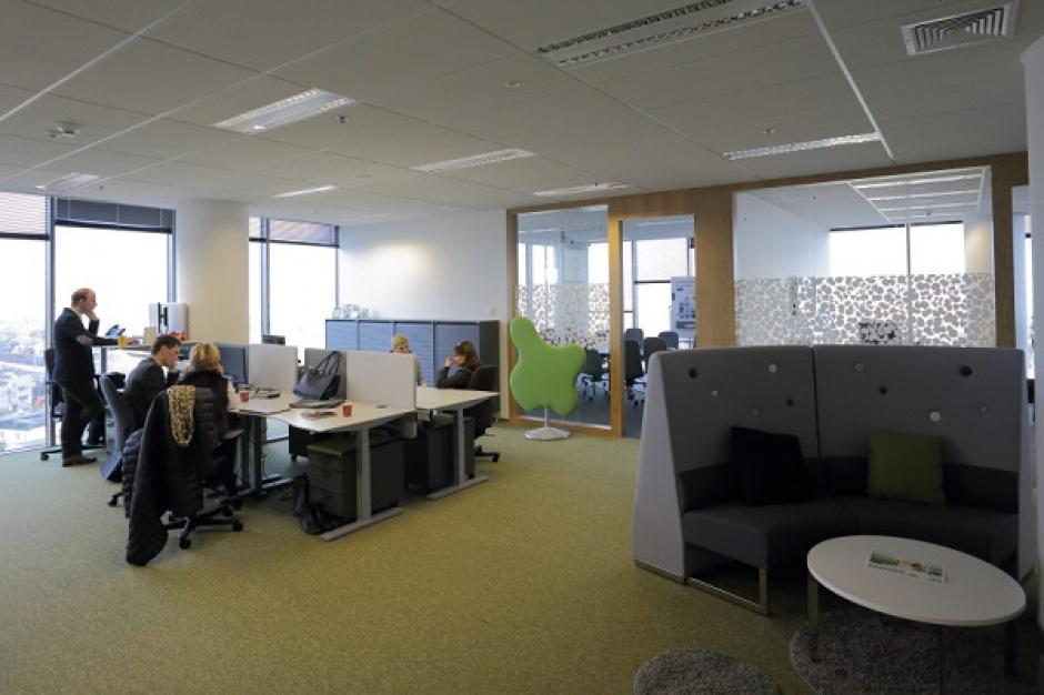 Arla Foods przeprowadza się do nowego biura