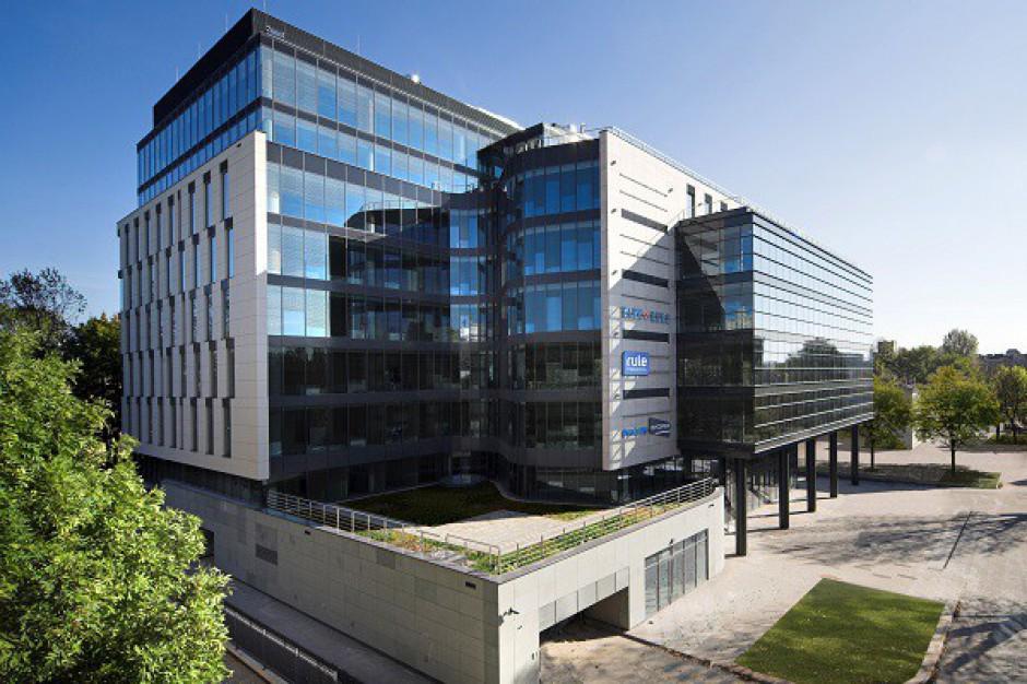 Budynek biurowy jest tak zrównoważony, jak jego użytkownicy