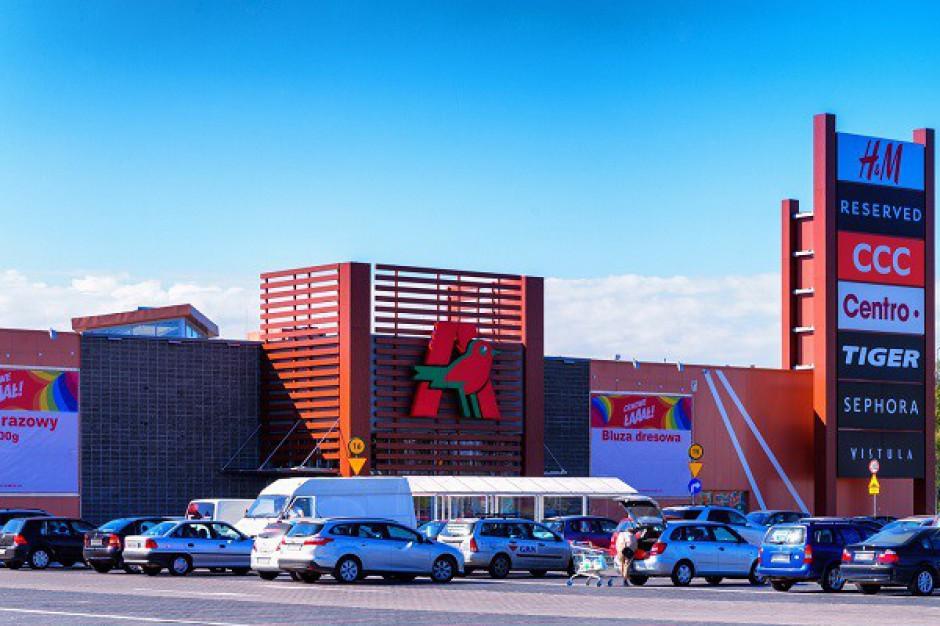 CH Auchan Łomianki podsumowuje pierwsze 12 miesięcy działalności