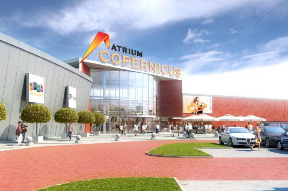 Atrium Copernicus zaczyna rok od remontu