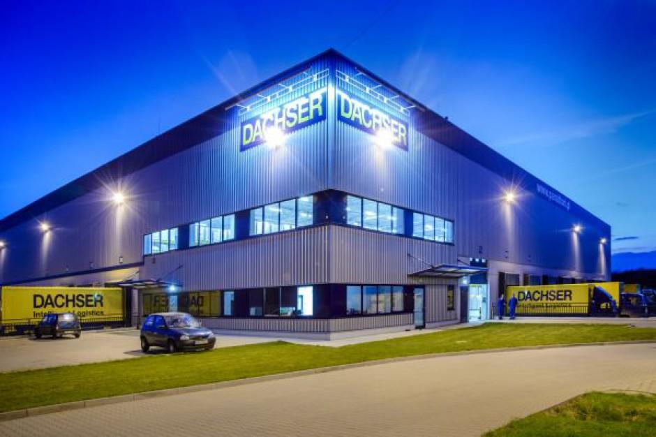 Dachser wynajmuje więcej powierzchni we Wrocławiu