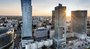 Warszawa spada w rankingu najdroższych lokalizacji biurowych świata