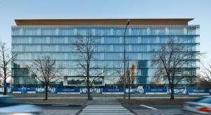 Dobiega końca budowa biurowca Pacific w Warszawie