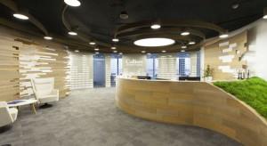 Biuro Colliers International w nowej aranżacji