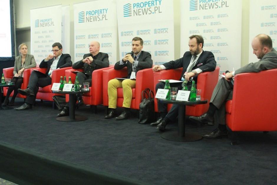 Sesja centra handlowe Property Forum Katowice 2015 na zdjęciach