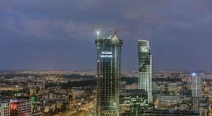 Benefit wybrał Warsaw Spire