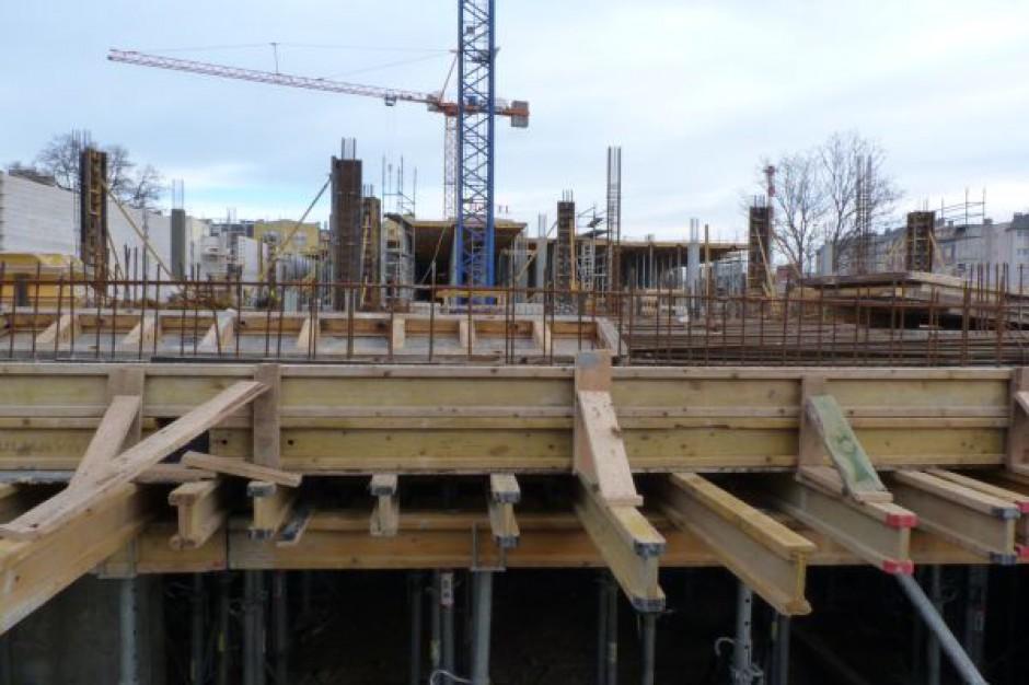 Dekada Malbork wchodzi w nadziemny etap budowy
