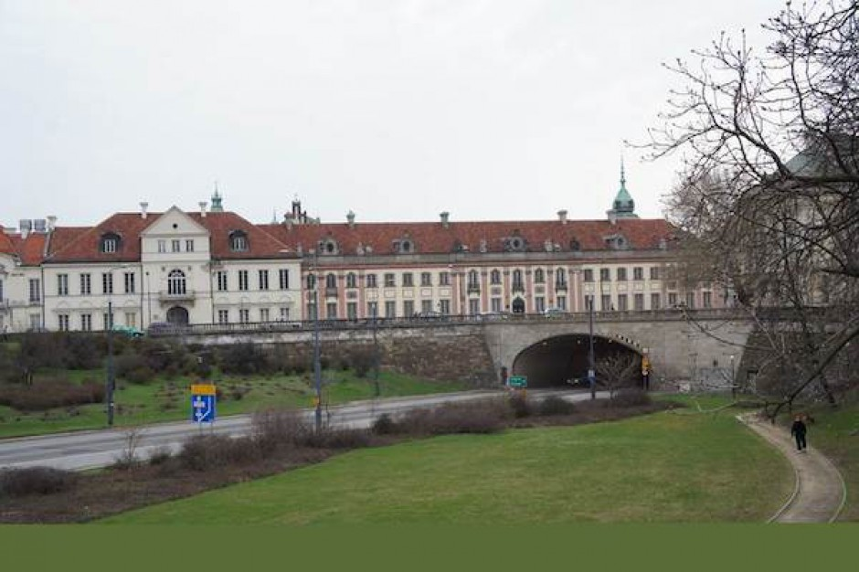 Budizol kupił Pałac Szaniawskich