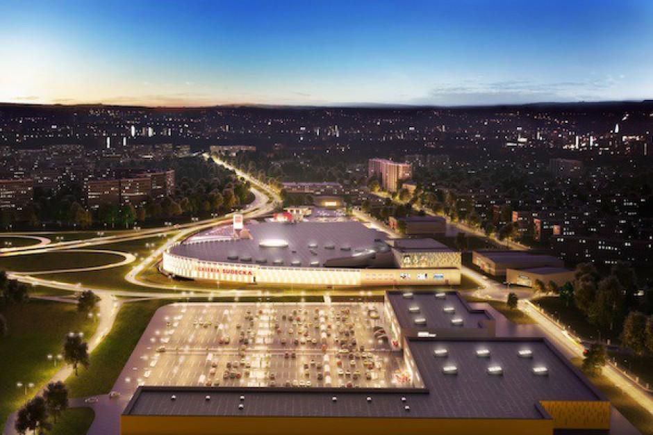 Galeria Sudecka - ważny krok w sprawie parku handlowego