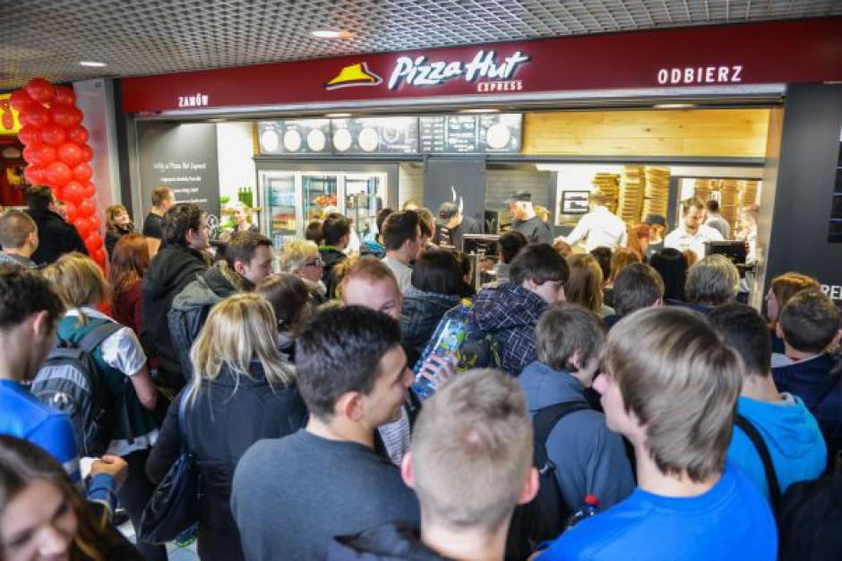 Pizza Hut chce rozwijać nowy format