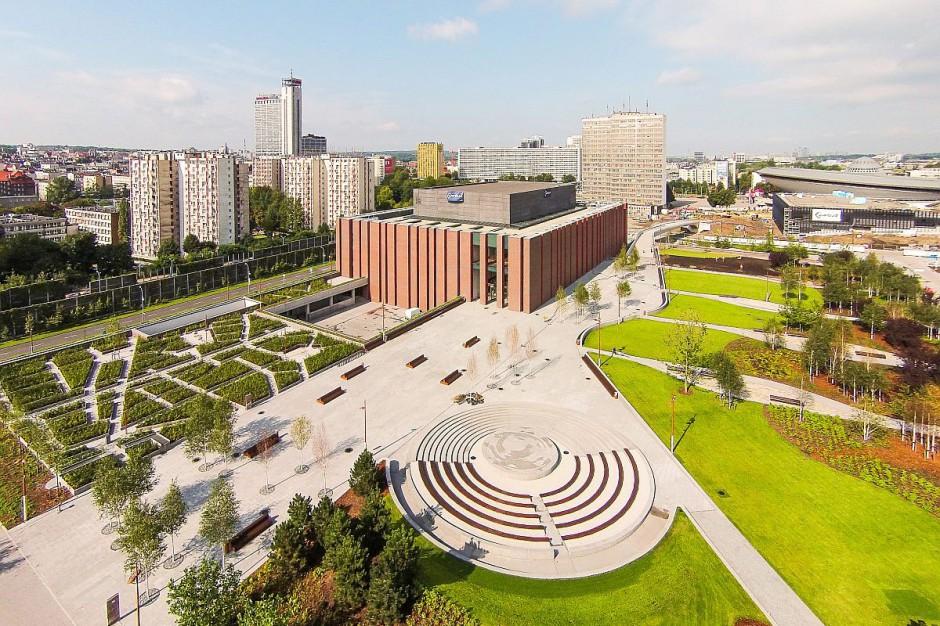 Katowice: Konkurs na koncepcję parkingu wielopoziomowego w Strefie Kultury