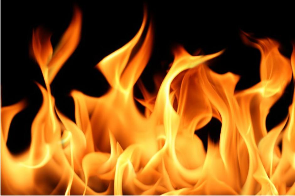 Dziecko odpowiedzialne za tragiczny pożar centrum handlowego w Chinach