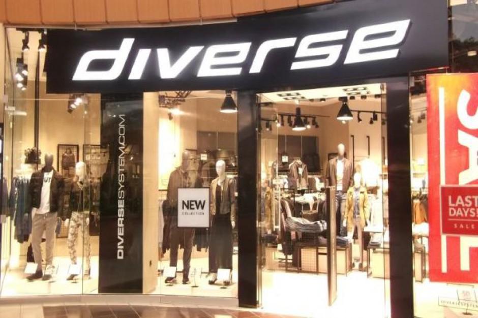 Diverse otworzył nowy salon w Krakowie