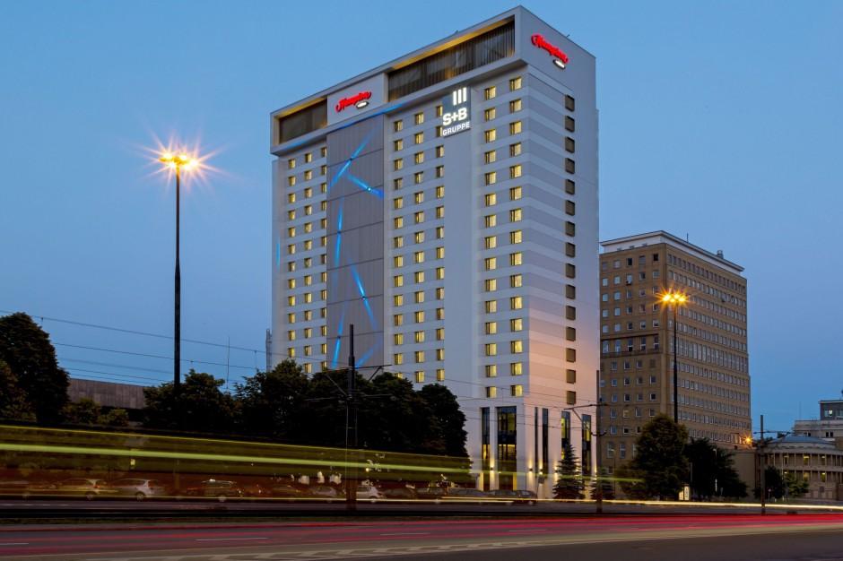 Hotel sieci Hilton w Lublinie bliżej realizacji