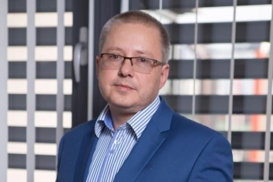 Nowy prezes spółki market-Detal