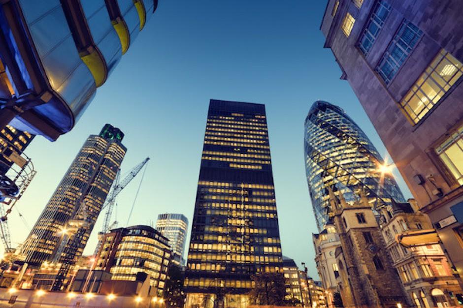 """Nowy drapacz chmur w londyńskim """"city"""""""