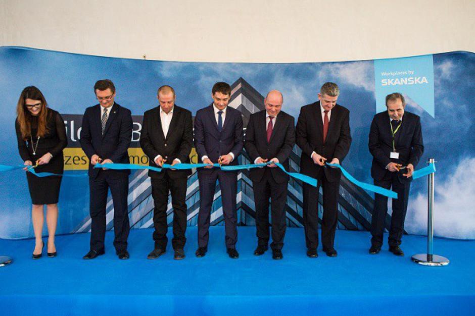 Pierwsza inwestycja Skanska w Katowicach oficjalnie otwarta