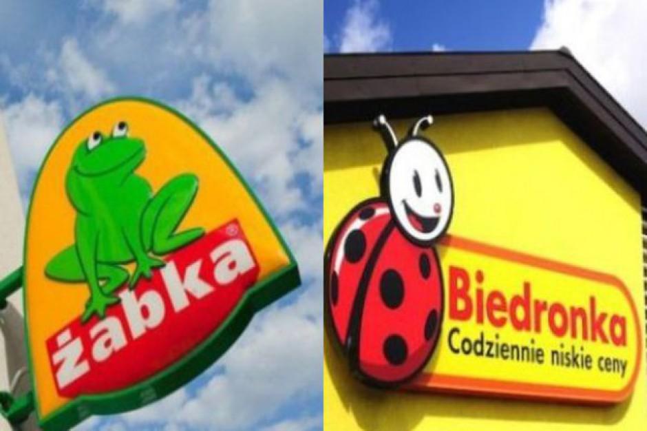 Żabka i Biedronka najbardziej ekspansywnymi sieciami 2014 roku