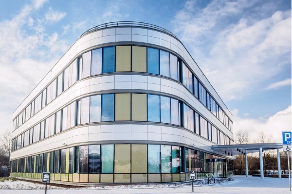 Otwarto biurowiec Volvo Polska