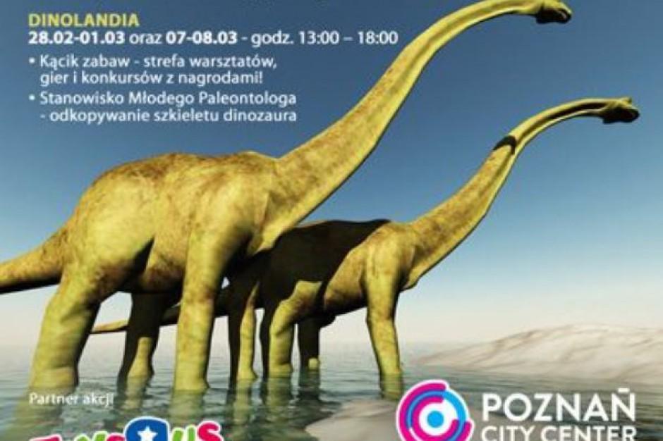 Dinolandia w Poznań City Center