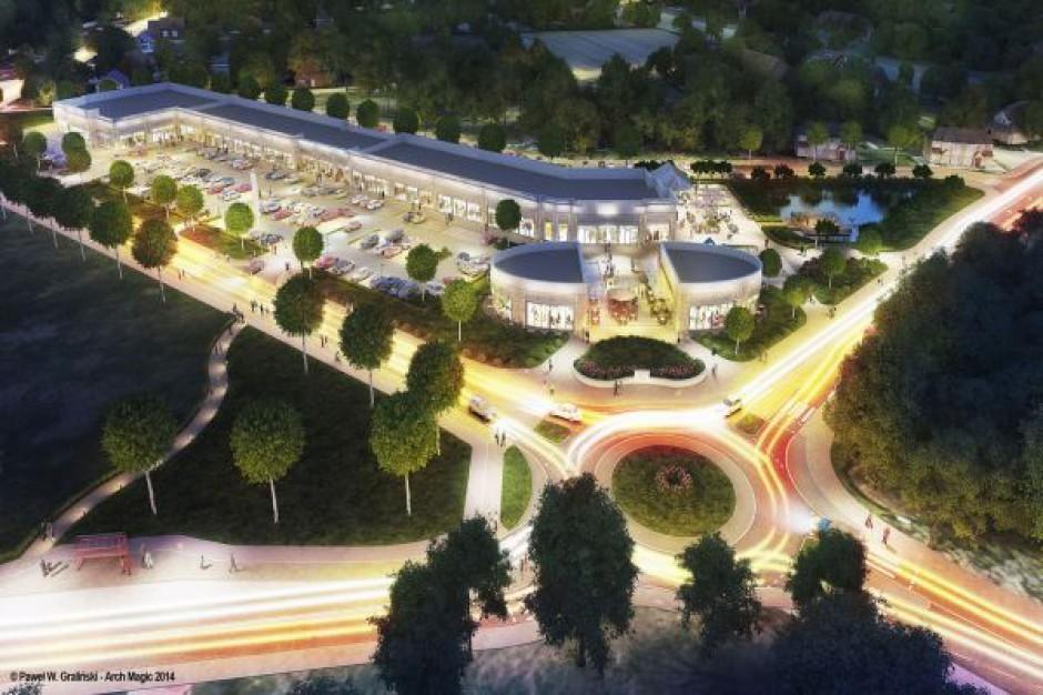 Startuje budowa Placu Vogla na warszawskim Wilanowie