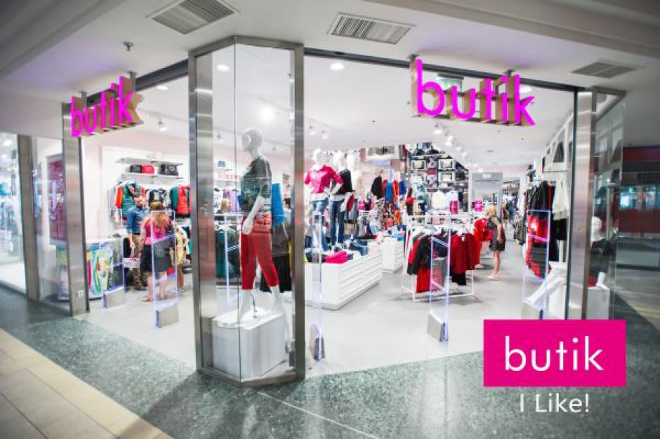 Butik otworzy w br. 15 sklepów i szuka nowych lokalizacji