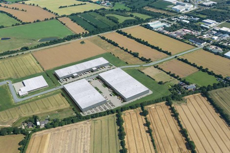 Panattoni Europe zbuduje centrum logistyczne w Niemczech