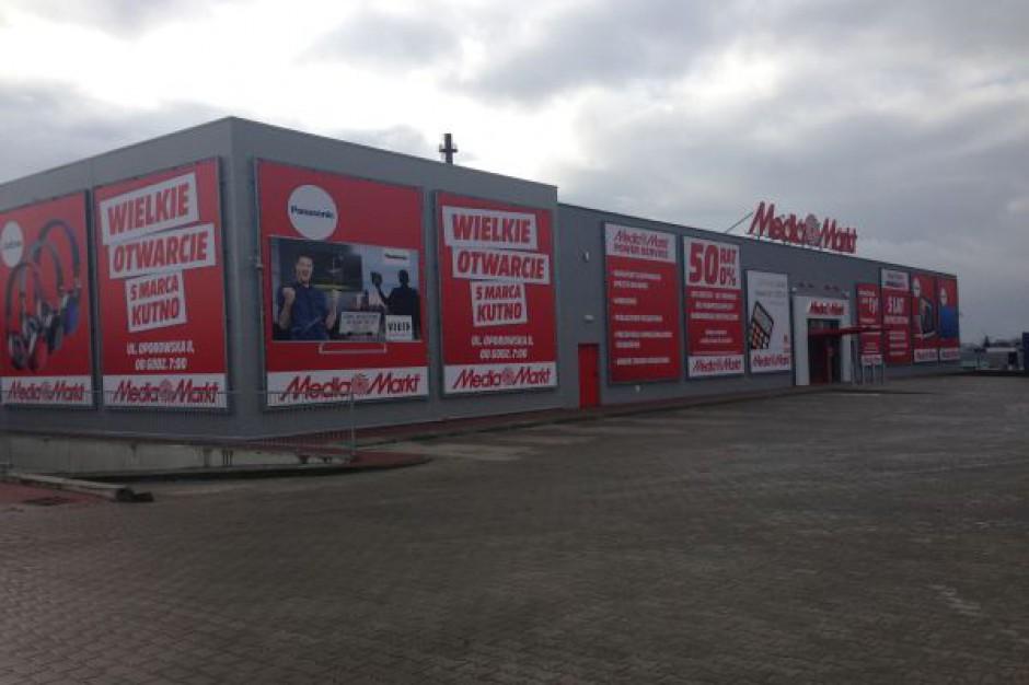 Media Markt otwiera pierwszy sklep w Kutnie