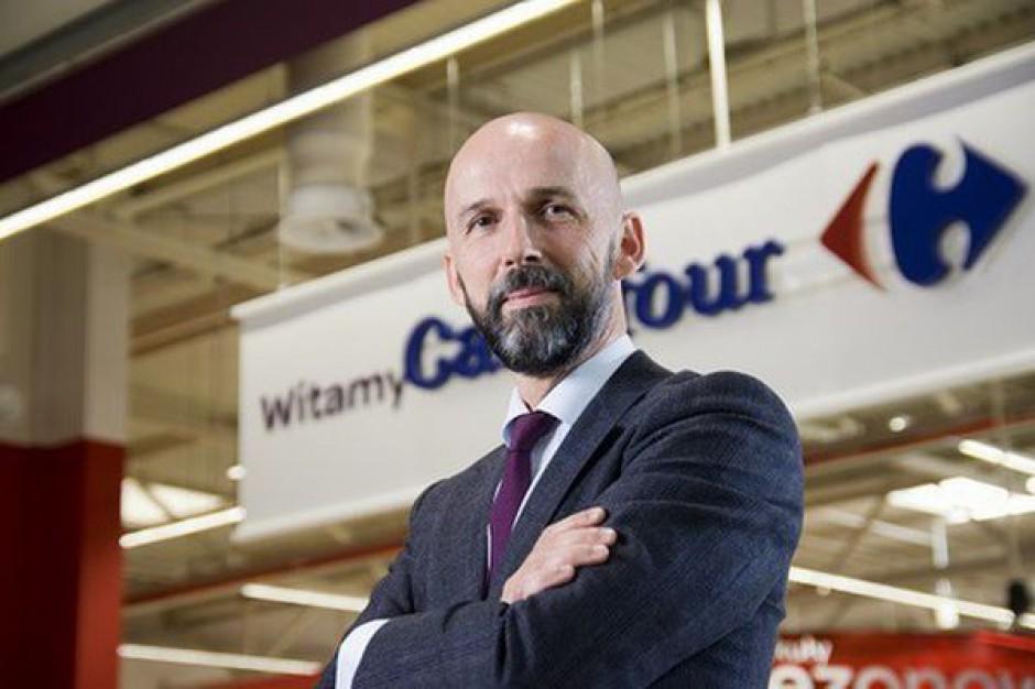 Carrefour uruchamia sklep internetowy