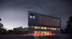 Trwa budowa nowego projektu biurowego w Poznaniu
