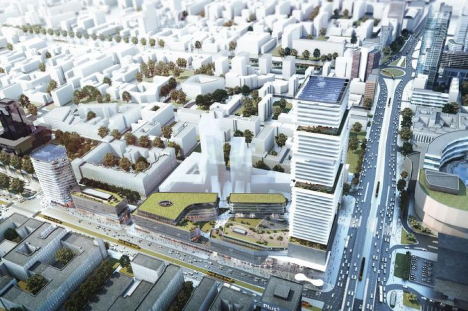 PKP szykuje budowę 200-metrowego wieżowca w centrum Warszawy
