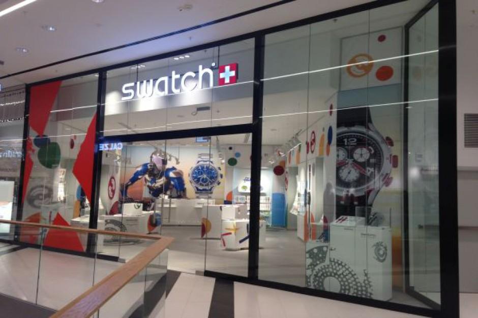 Swatch z nowymi salonami w Krakowie i Lublinie