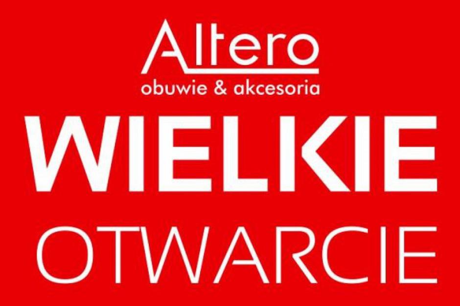 Altero powiększył sklep w Piotrkowie Trybunalskim
