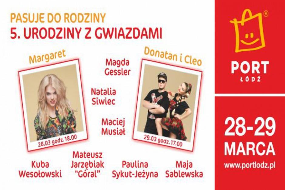 Port Łódź świętuje 5. urodziny