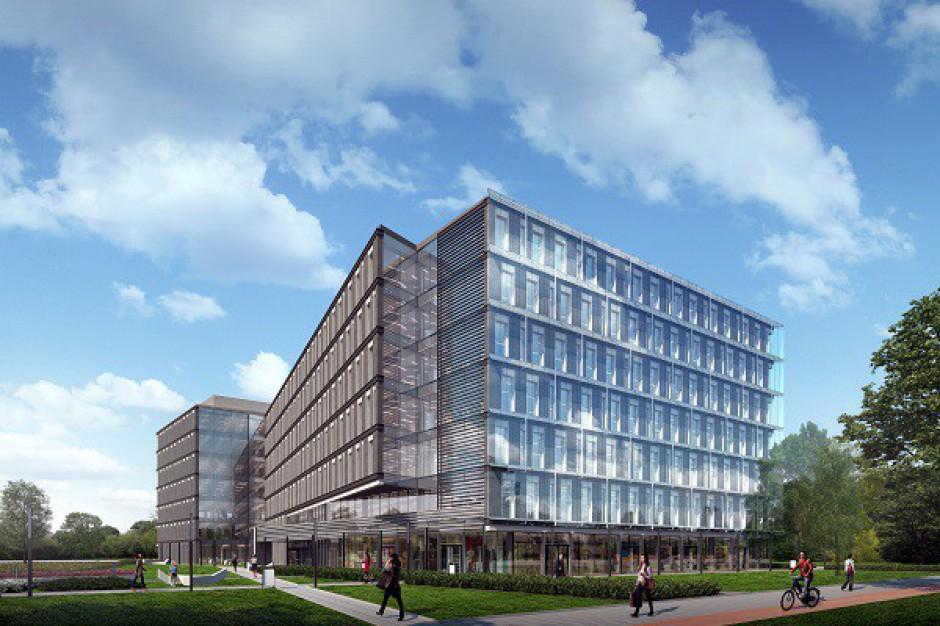Nowa inwestycja biurowa Hines w Warszawie