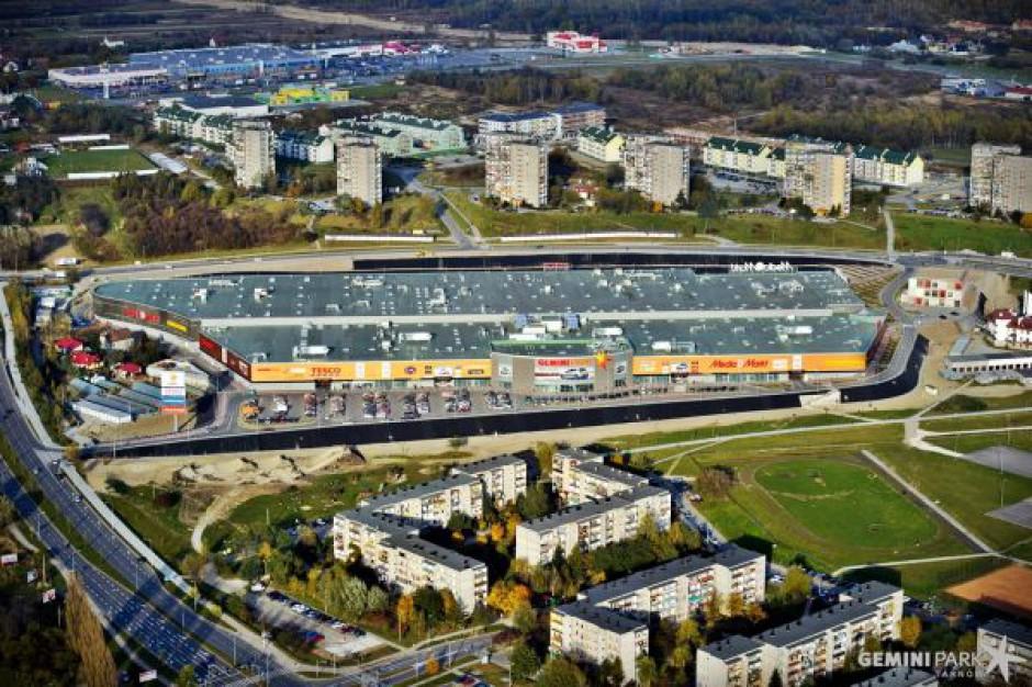 Swiss pozostanie w Gemini Park Tarnów