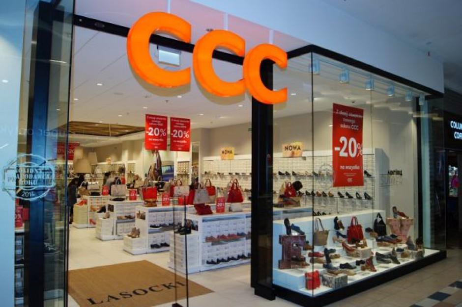 CCC powiększa sklep w szczecińskiej galerii