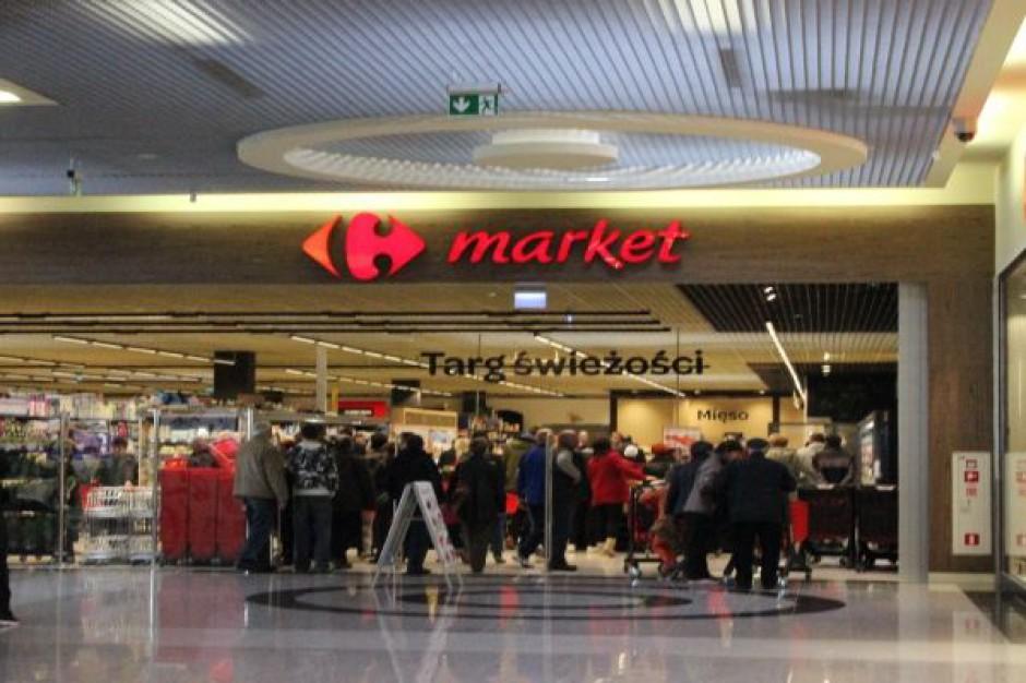 Carrefour: sprzedaż nabiera tempa
