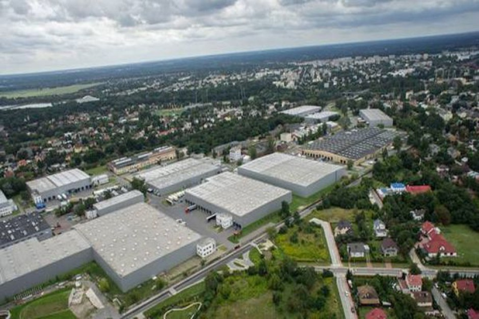 Międzynarodowa firma logistyczna na dłużej w MLP Pruszków I
